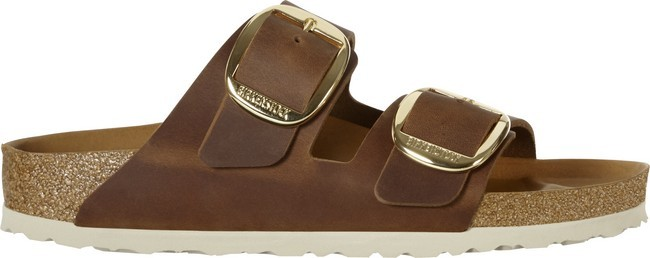 Birkenstock Arizona Big Buckle Cognac Oiled Leather