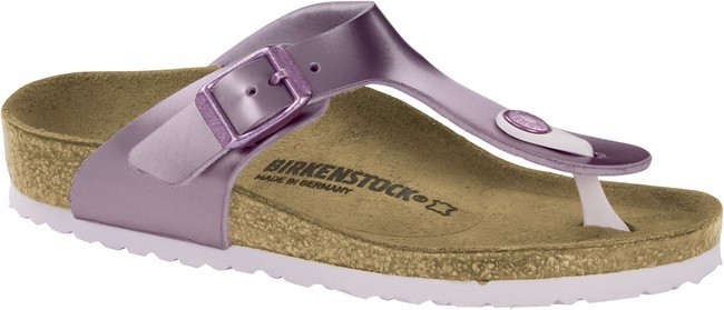 Birkenstock Gizeh Electric Metallic Lilac