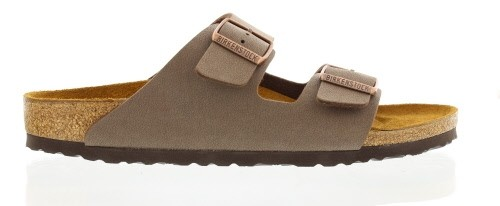 Arizona Kids Mocca Slippersnet Birkenstock