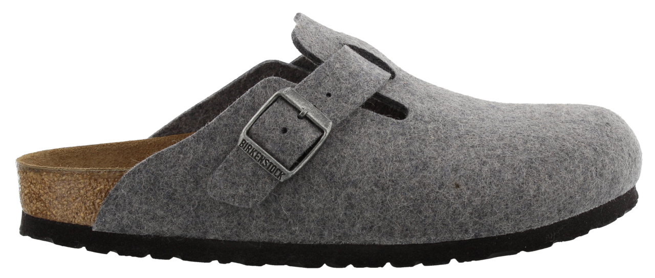 Boston Grey Wool