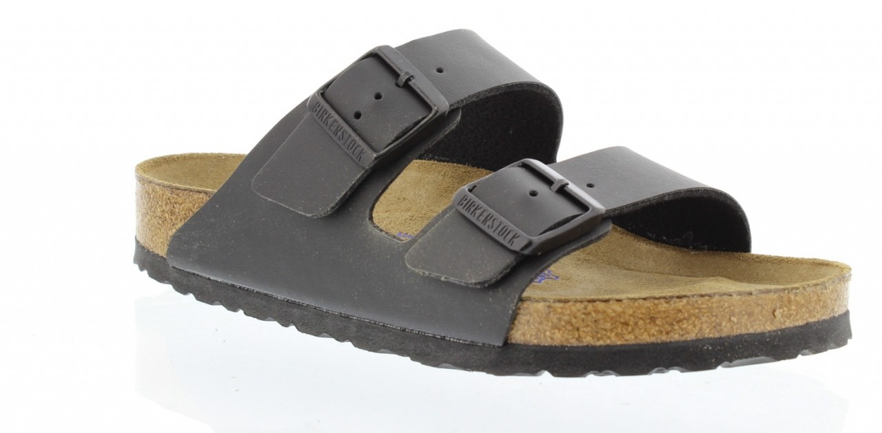 Arizona Black Soft Footbed