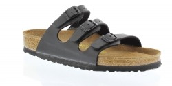 Florida Black Soft Footbed