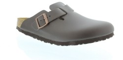 Boston Dark Brown Leather
