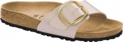 Birkenstock Madrid Big Buckle Gracefull Pearl White